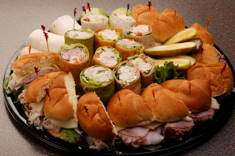 Catering Packages...